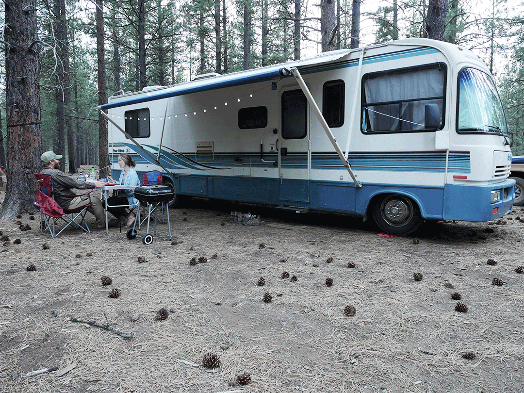 What it 39 s really like to live in an rv for Minimalist living in an rv
