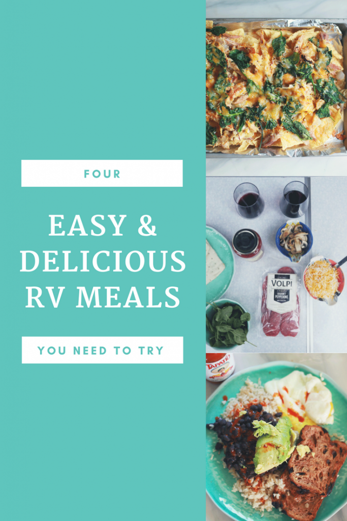 4 Easy RV Meals You Need to Try