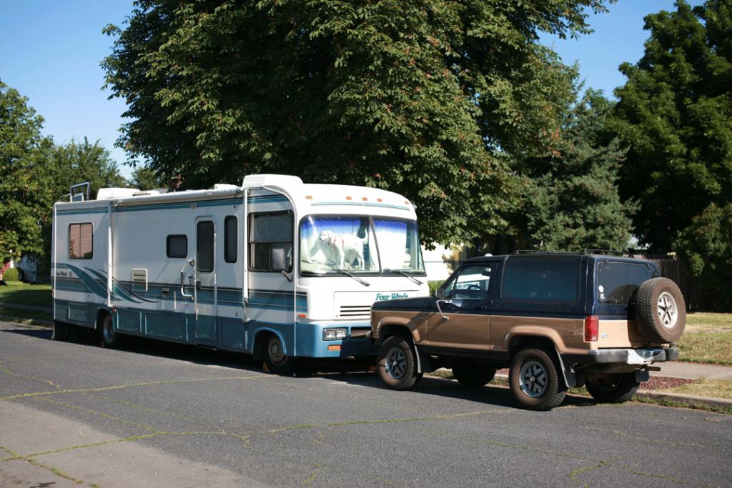 RVing Spokane, Washington