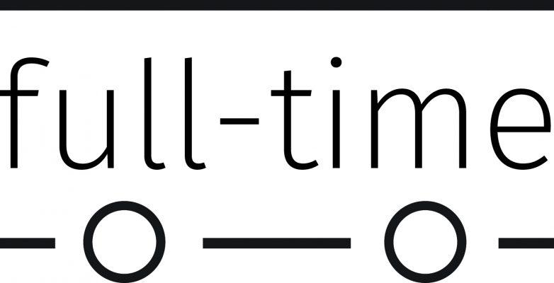 fulltime-sticker