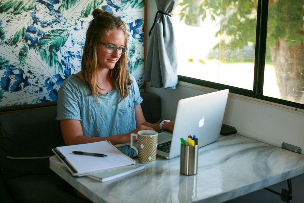 Build your full-time RV budget with this free worksheet