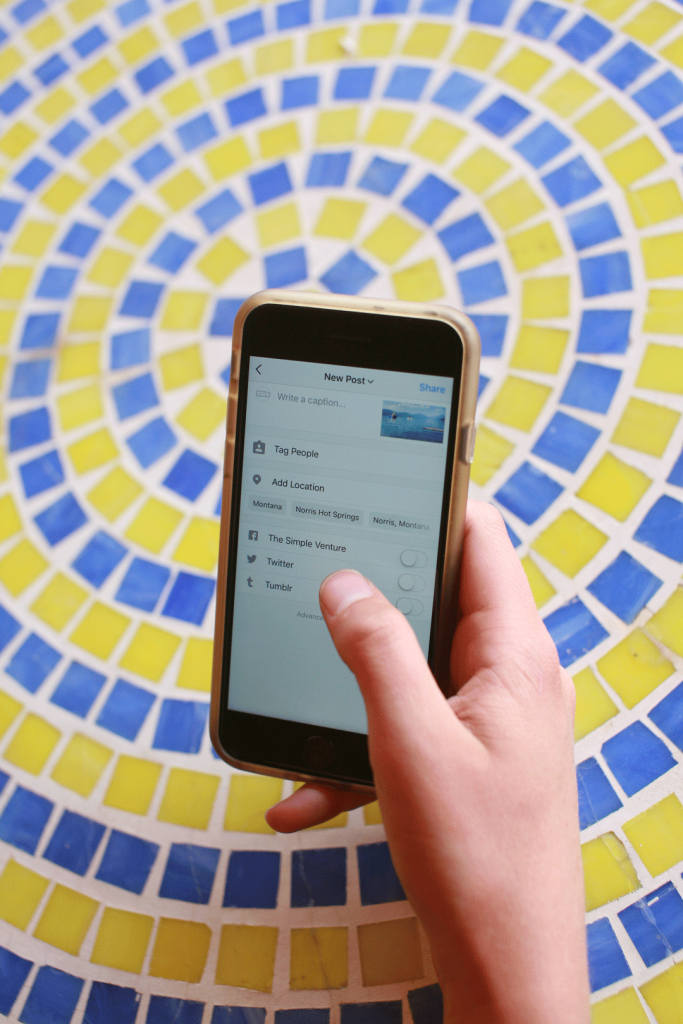 Optimize your Instagram to meet other full-time travelers