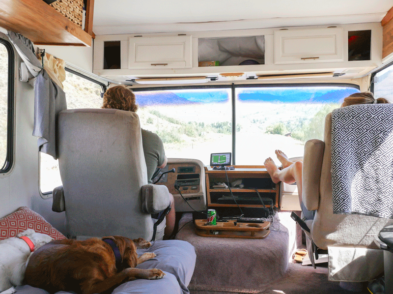 Full-time RV Lifestyle