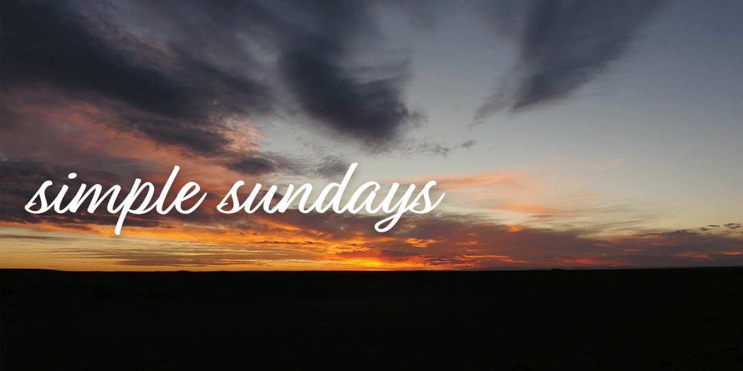 Simple Sunday | South Dakota