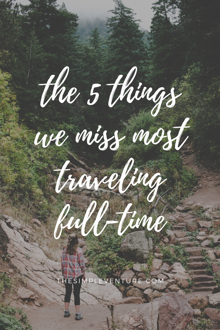 traveling full-time