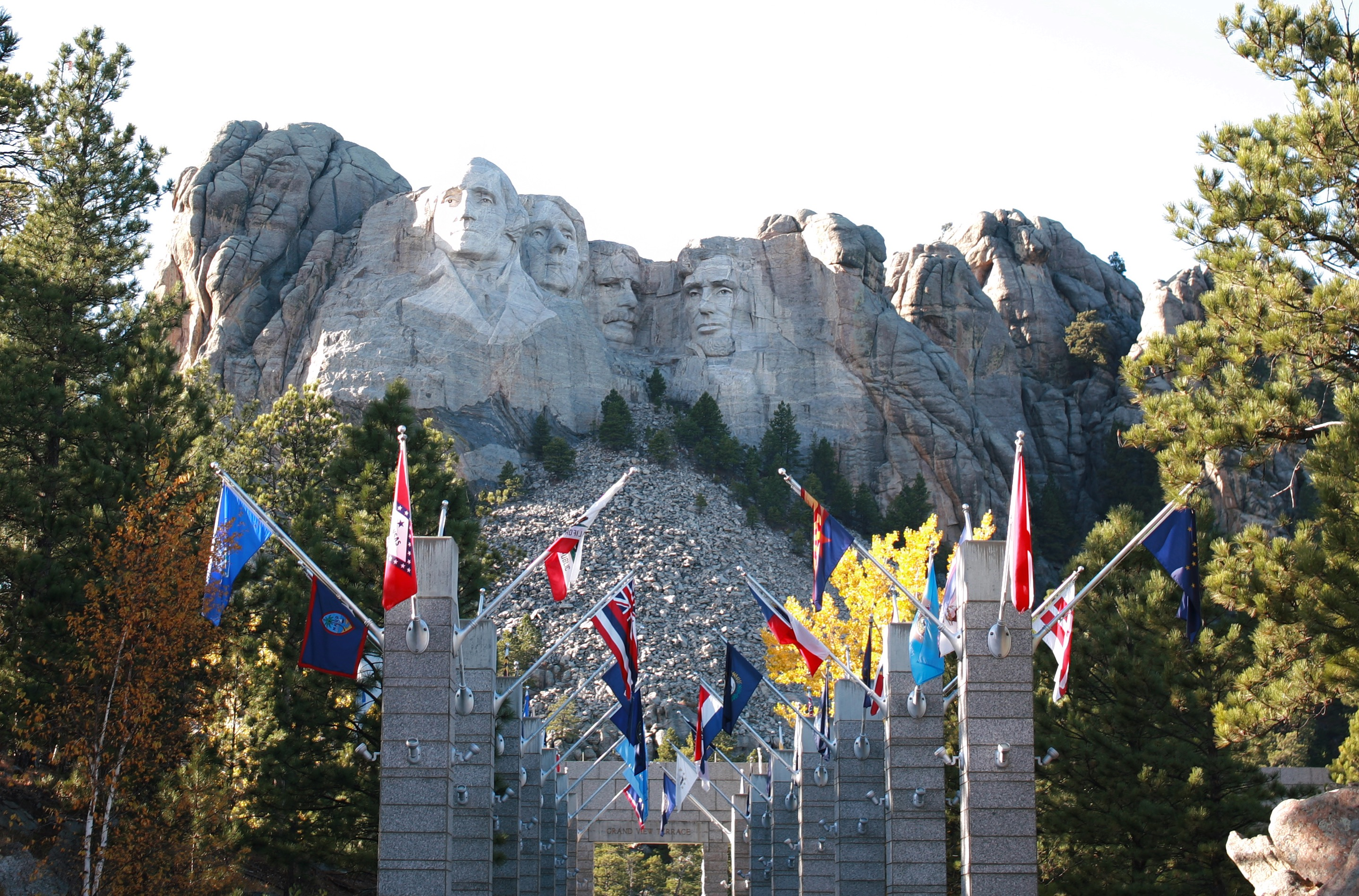 Mt. Rushmore Road Trip