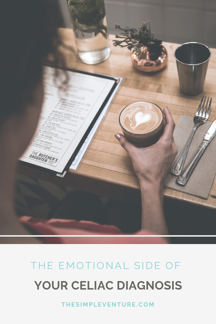 The Emotional Side of Your Celiac Diagnosis