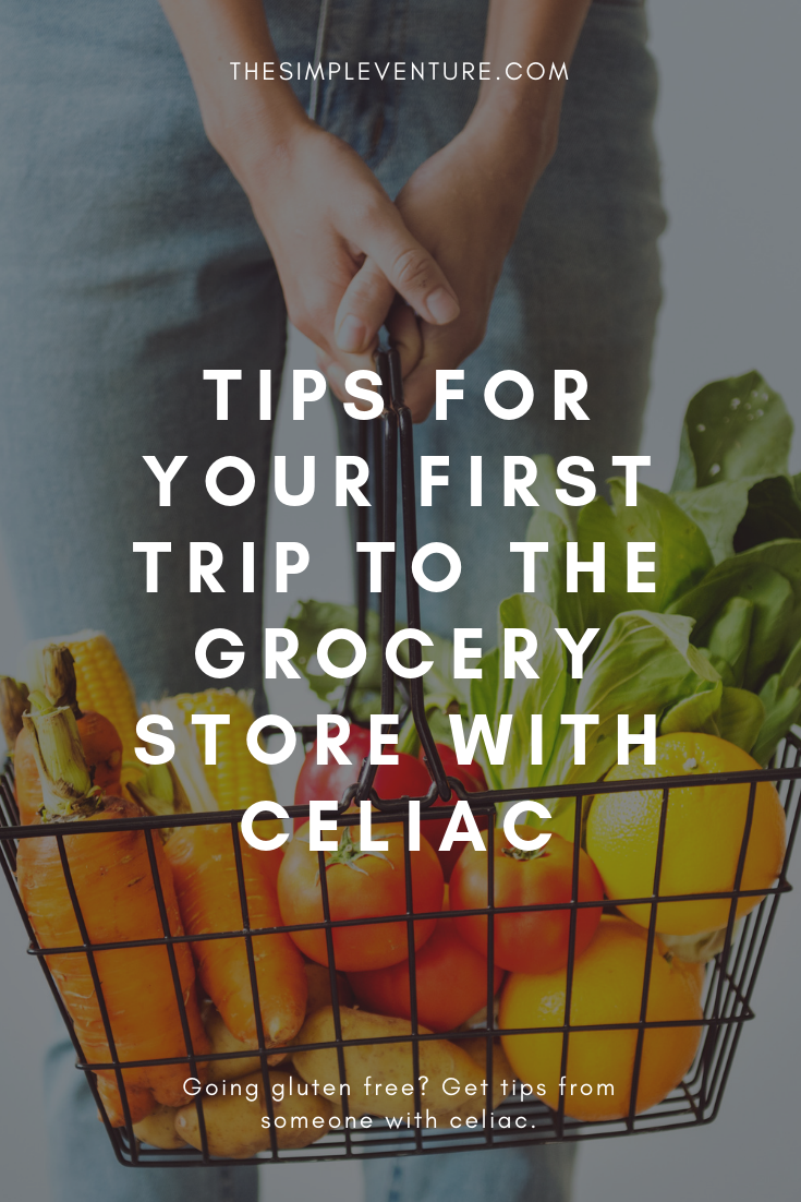 Tips for shopping gluten free